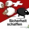 De beeldtaal van het rechts-populisme in Zwitserland.