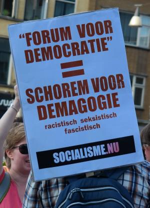 Yesterday in Utrecht.