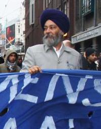 Gurucharan Singh.