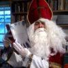 """De Sint is nogal gegrepen door """"White Innocence"""" van Gloria Wekker. Het boek heeft zijn leven veranderd."""