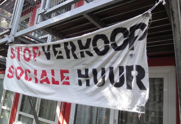Sociale huur moet sociale huur blijven.