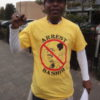Arrest Bashir.