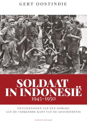 Cover van het boek van Oostindie.