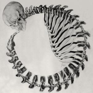 Ouroboros, the tail-eater.