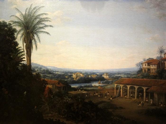 De suikerrietplantage van Frans Post