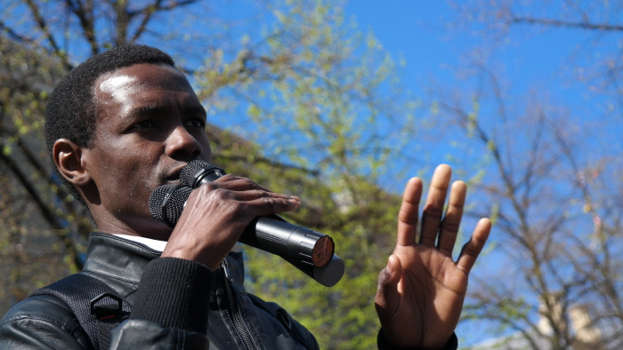 Khalid van Darfur Union.