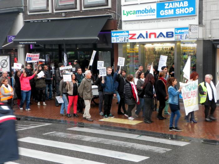 Demonstratie.