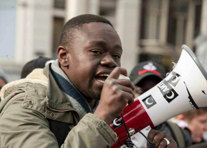Activist.