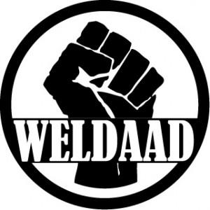 Logo Weldaad.