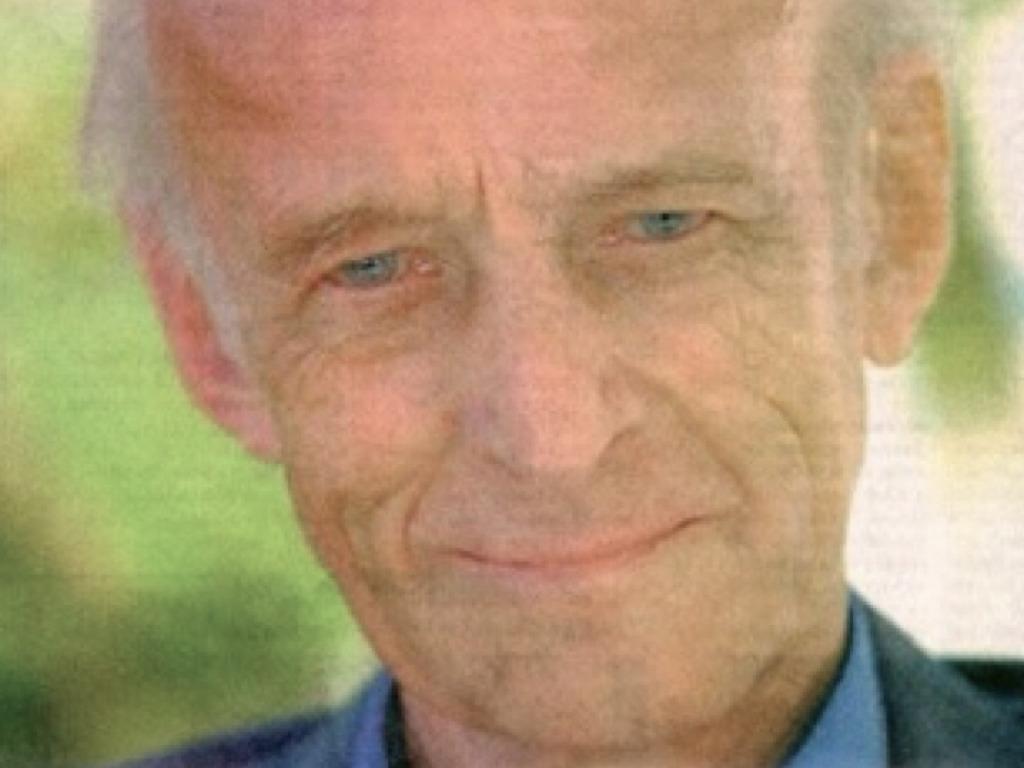 Portretfoto van Wolfgang Iser