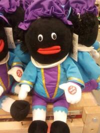 Pop voorstellende de heer Z. Piet, te koop bij winkelketen Xenos.