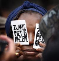 Zwarte Piet is racisme.