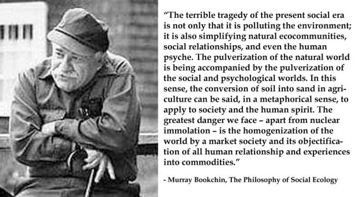 Social Ecology.