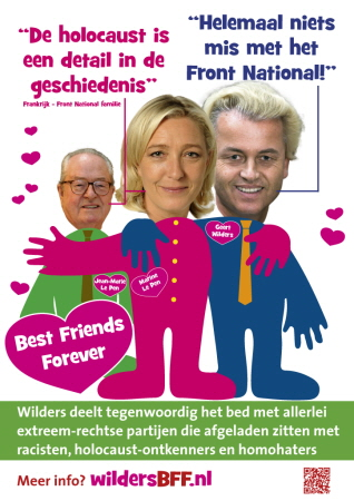 Wilders and Le Pen.