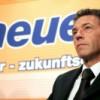 Veel Nederlandse opiniemakers spraken onomwonden hun afschuw uit toen Jörg Haider in Oostenrijk de verkiezingen won