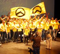Conferentie van het Bloc Identitaire