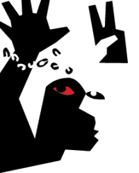 Het logo van Keti Koti.