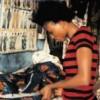 Rachel, een van de Nigeriaanse slachtoffers