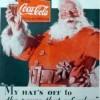 Coca Cola maakte Santa populair