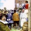 Eerste slavenmarkt in Nieuw Amsterdam in 1655
