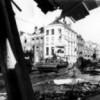 Tanks in de Vondelstraat in 1980
